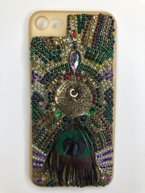 Phone Case: Peacock - iPhone 7