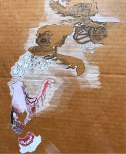 macabre self portrait anatomical by alexandra godwin your place to space