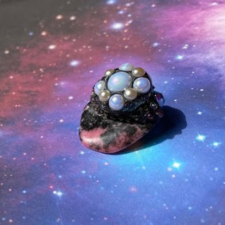 Pocket Rock: Rhodonite Plectrum