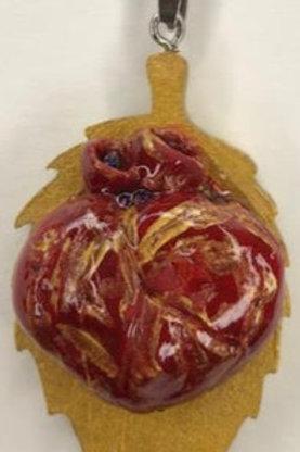 Talisman Pendant: Anatomical Heart
