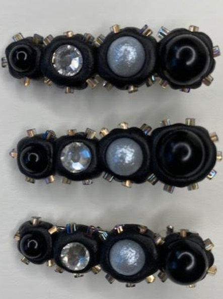 Clips: Black Pearl Set (3pcs)