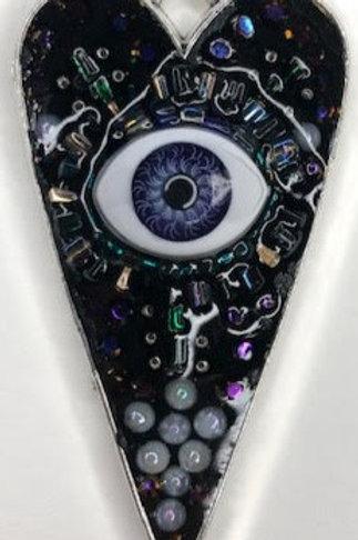 Talisman Pendant: Cyclops Planchette