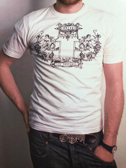 hreda band tshirt by alexandra godwin your place to space