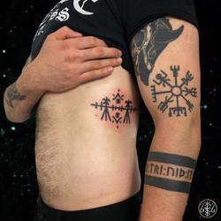rib tattoo stave runes your place to space axel handfolk alexandra godwin glasgow