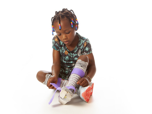 Could My Child Benefit from Orthotics?