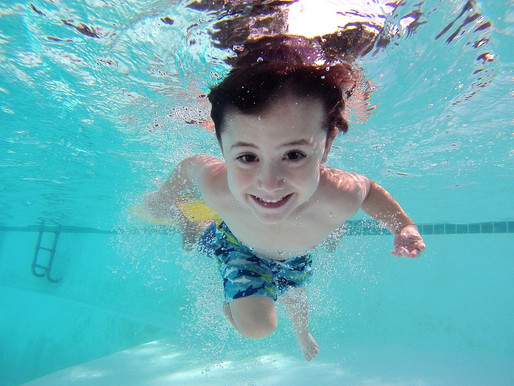 Here Comes Summer! Water Safety Tips for Children with Special Needs