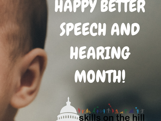 May is Better Speech and Hearing Month! What are Cues and Prompts?