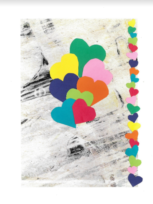 Pack of 10 Valentine's Day Greeting Cards [Various Designs Available]