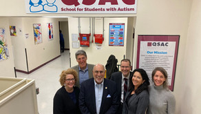 Chair of NYS Assembly Education Committee Visits QSAC School in the Bronx