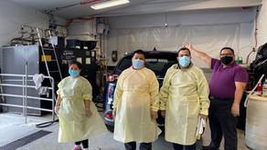 Day Hab Participants Learn Job Skills at Koeppel Mazda