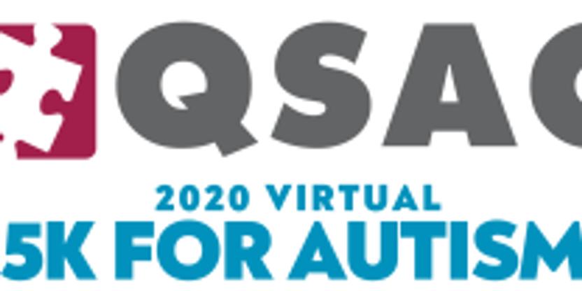 QSAC's Virtual 5K Walk/Run for Autism