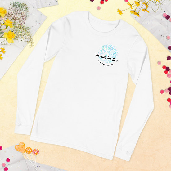 Go with the flow (Long Sleeve)