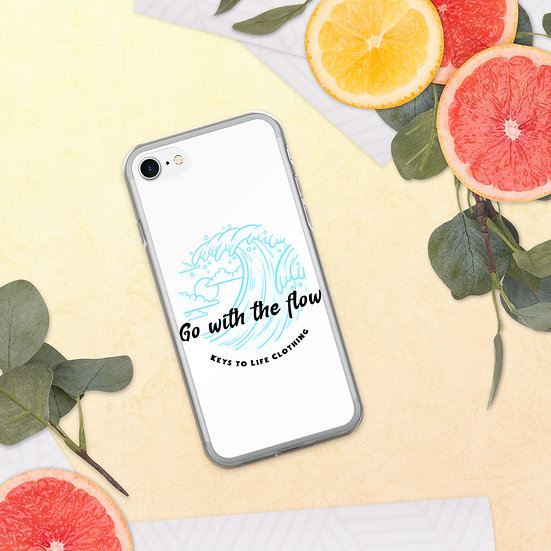 Go with the flow (iPhone Case)