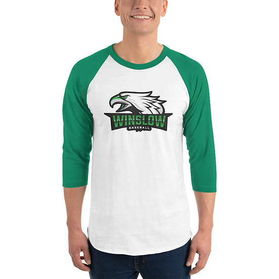 Winslow Baseball (3/4 sleeve raglan shirt)