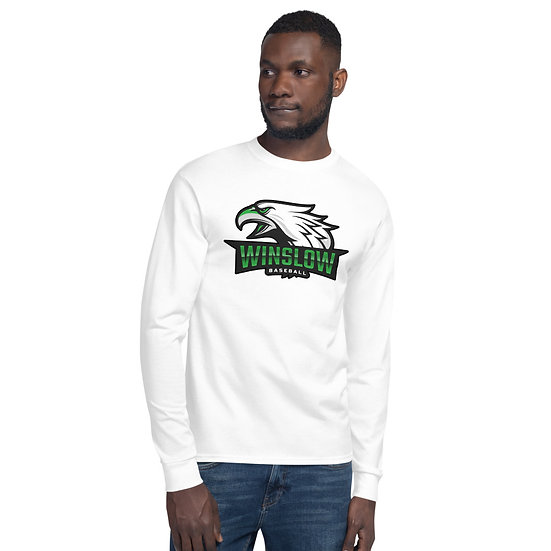 Winslow Baseball (Men's Champion Long Sleeve Shirt)