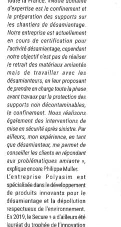 [PARUTION PRESSE] Mat environnement n°95