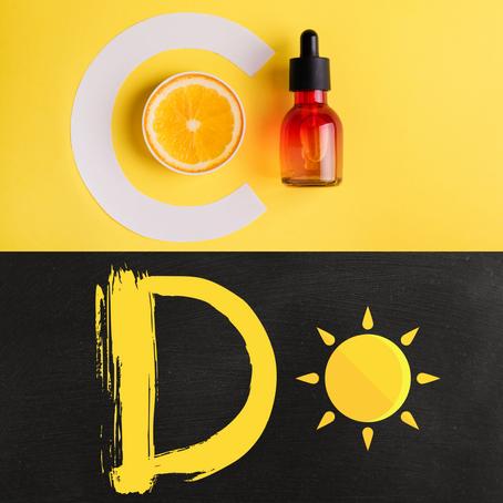 Vitamin C, Vitamin D and COVID-19