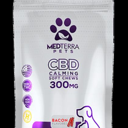MedTerra CBD 300mg Calming Pet Chews