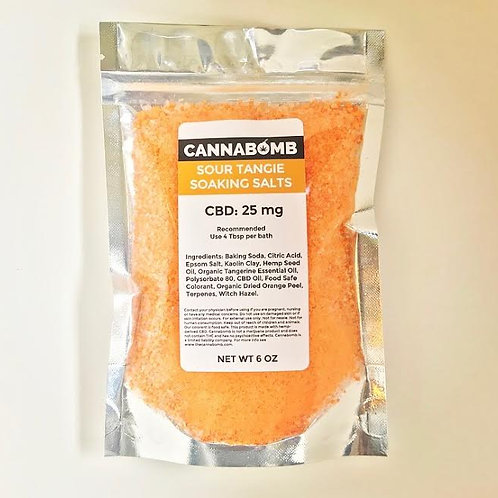 100mg Bath Soaking Salts