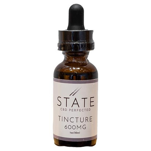 State Isolate 600mg Tincture