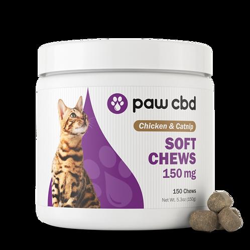Paw CBD Soft Chew Cat Treats
