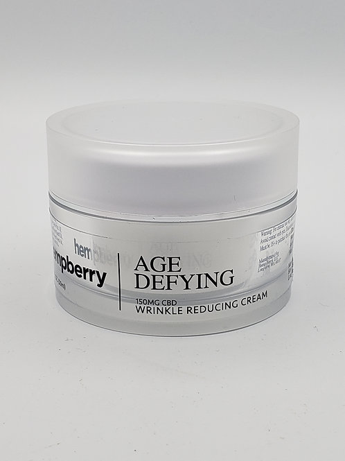 Hempberry Age Defying Wrinkle Reducing Cream