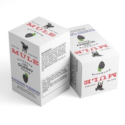 Mule - Full Spectrum 100mg Gummies (2 pack) Asst. Flavors