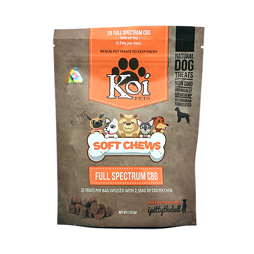 Koi Dog Treats - Soft Chews