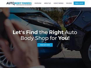 Auto Body Finders
