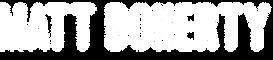 Matt Doherty Logo