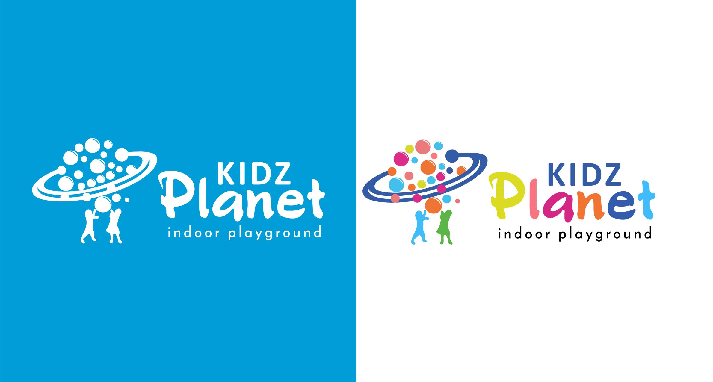 Kidz Planet Logos