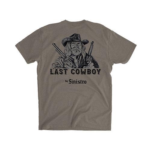 Last Cowboy New T-shirt