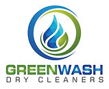 Greenwash Dry Cleaners Logo
