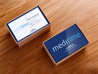 Meditime Business Card