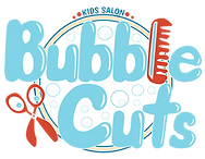 Bubble Cuts Logo
