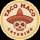 Taco Maco Catering Logo