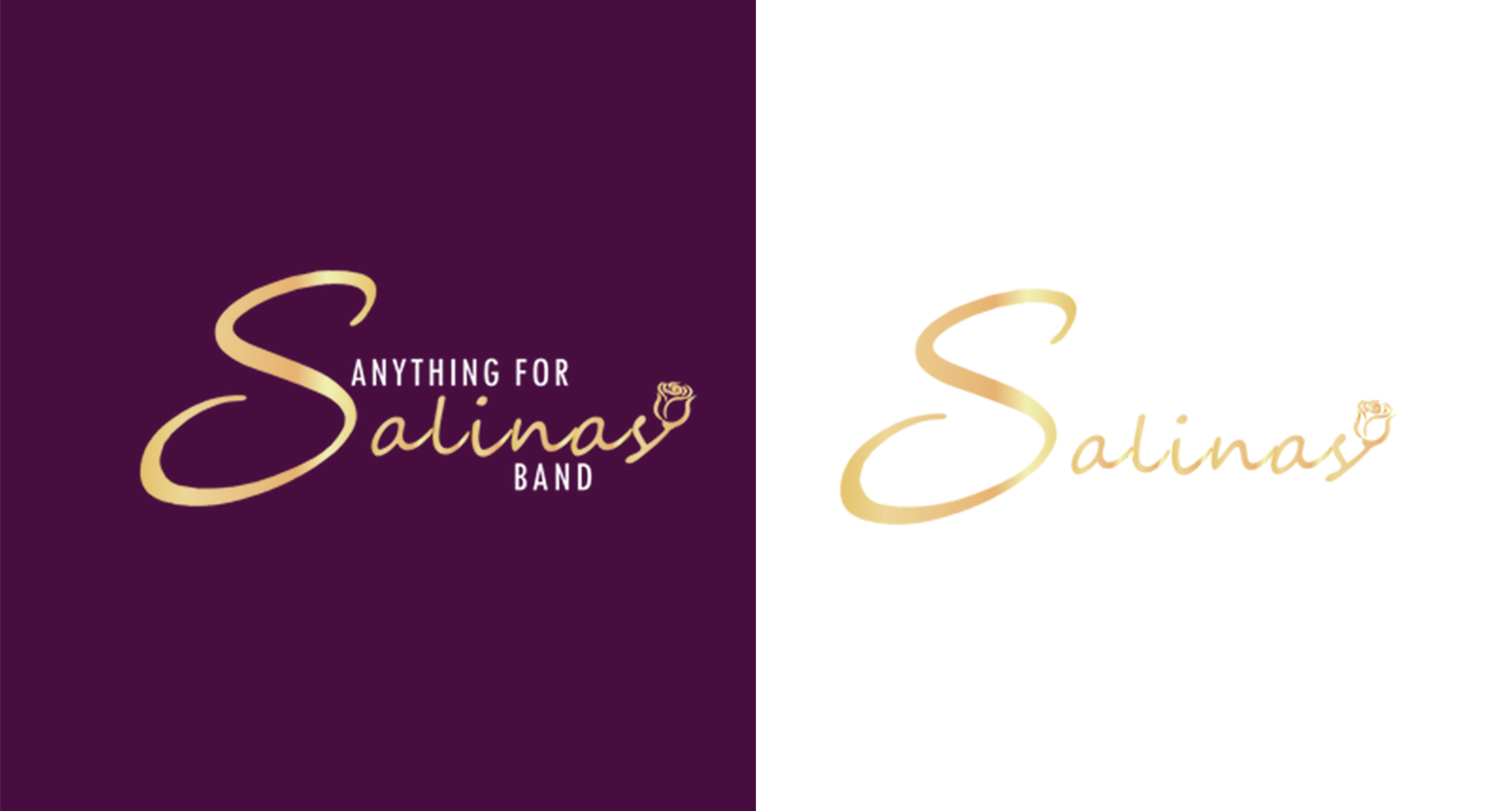 Anything For Salinas Band Logo
