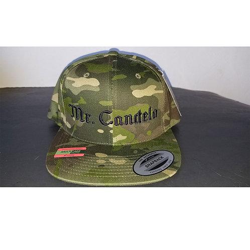 Mr. Candela Camo Hat