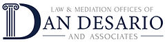 Law & Mediation Offices of Dan Desario and Associates Logo
