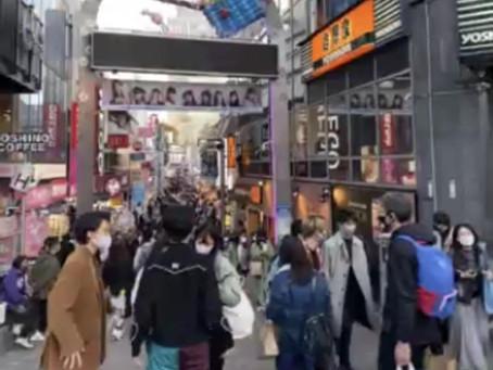 יוזמת סיור בטוקיו