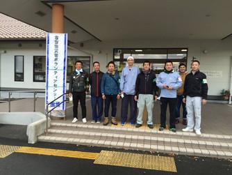 鳥取中部地震災害ボランティア