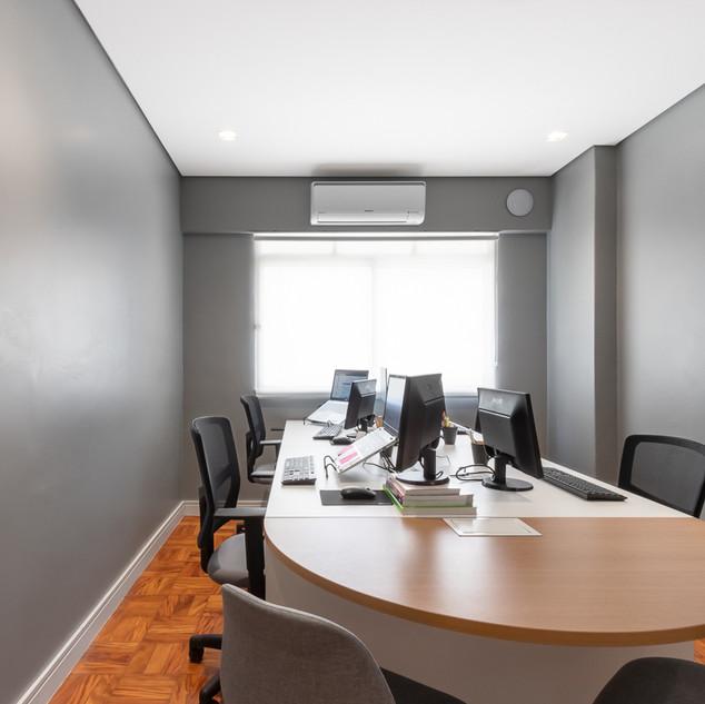Sala Privativa Coworking