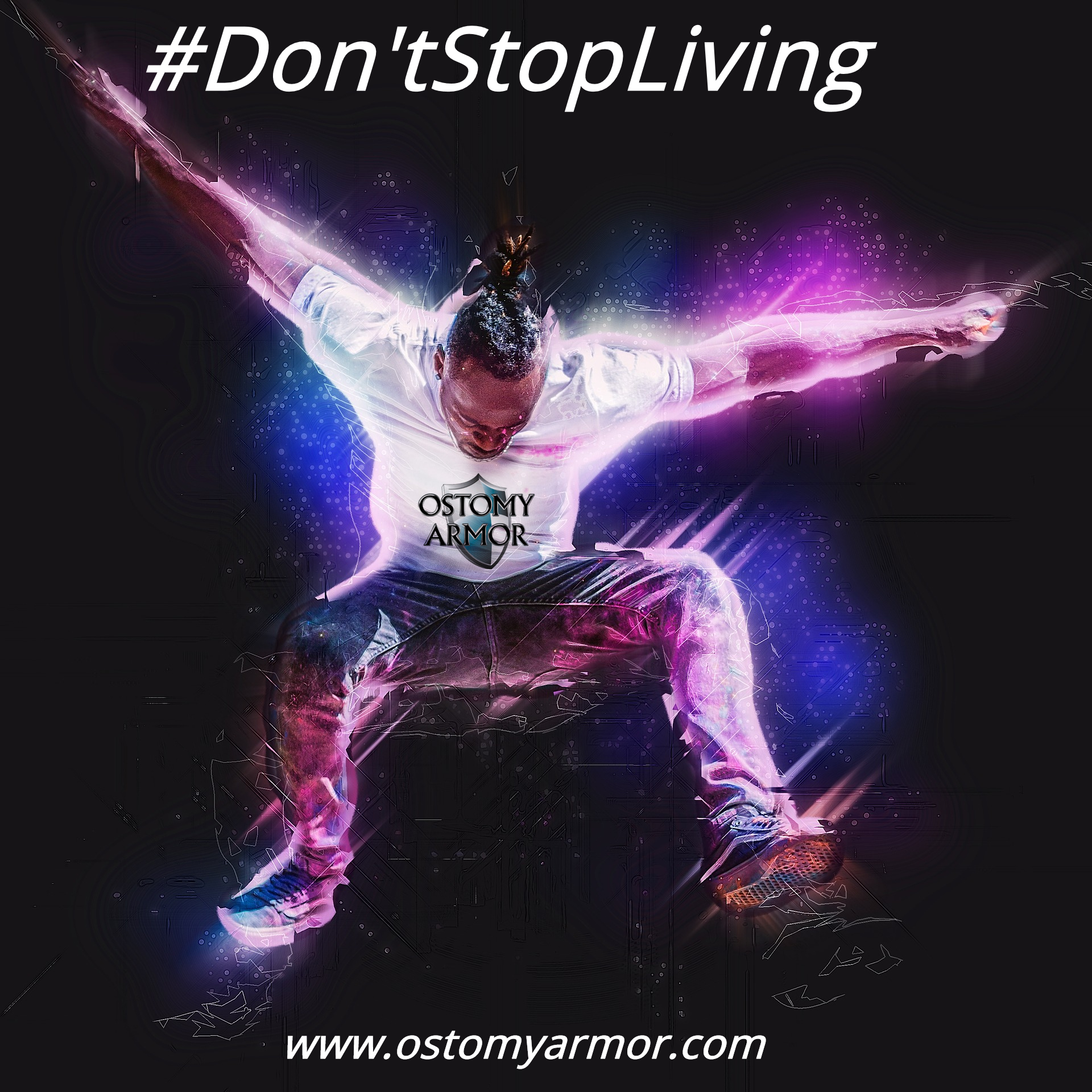 Don't stop living 8