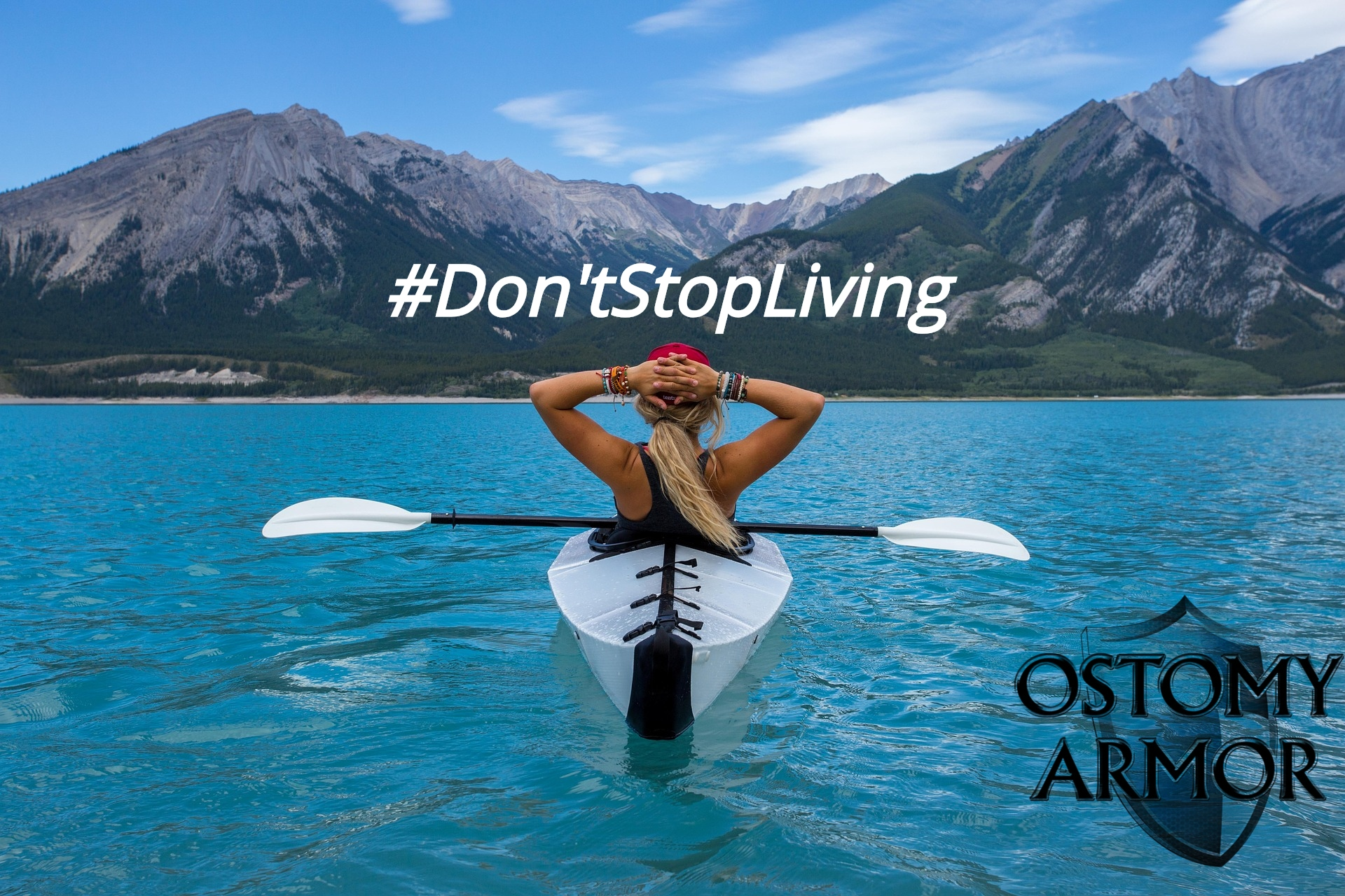 Don'tstopliving - Kayak right