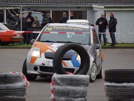 LS Motorsport melder klar til KOMO Rally