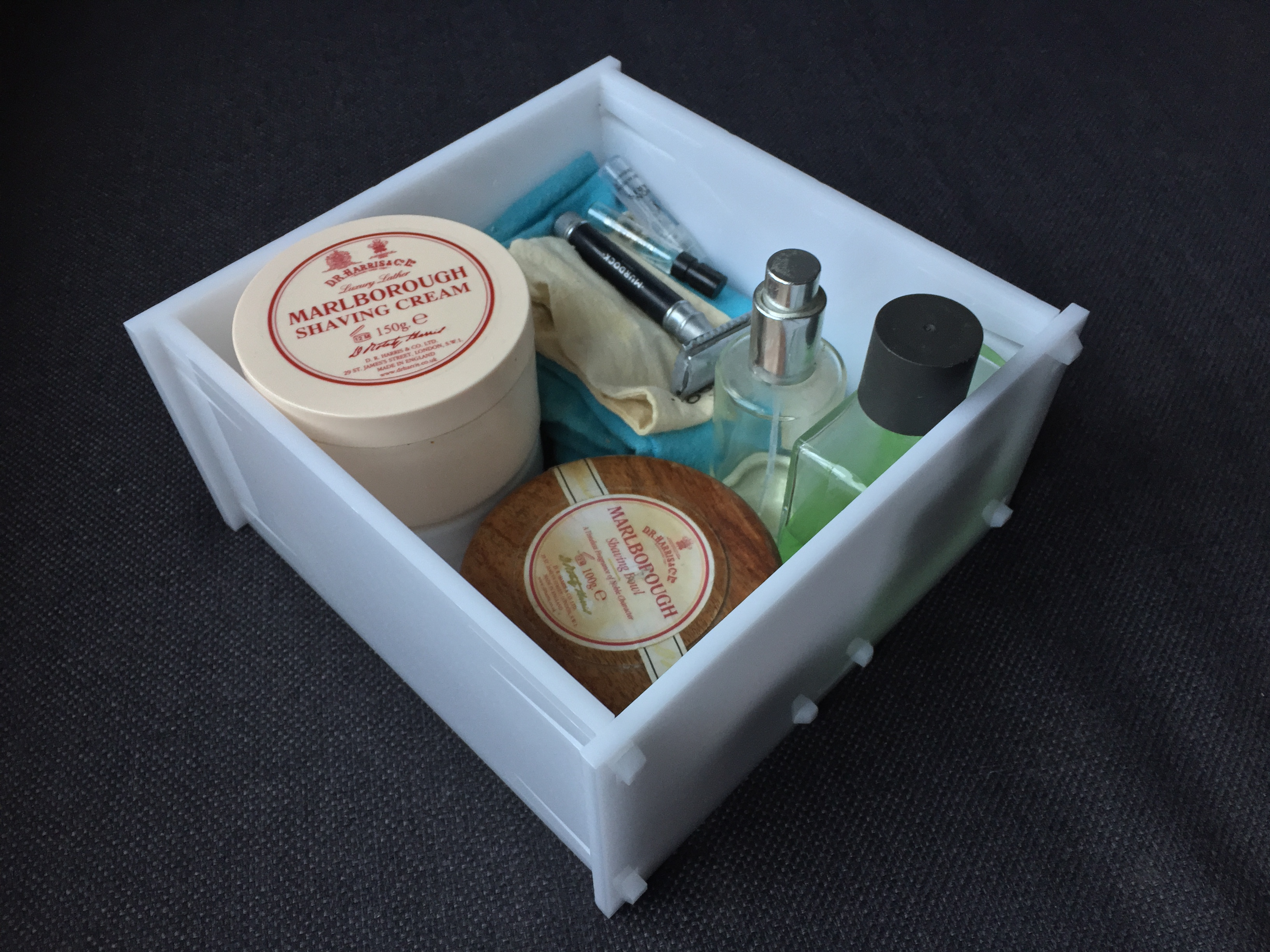 Parametric box design