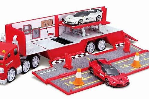 Ferrari evolution truck set