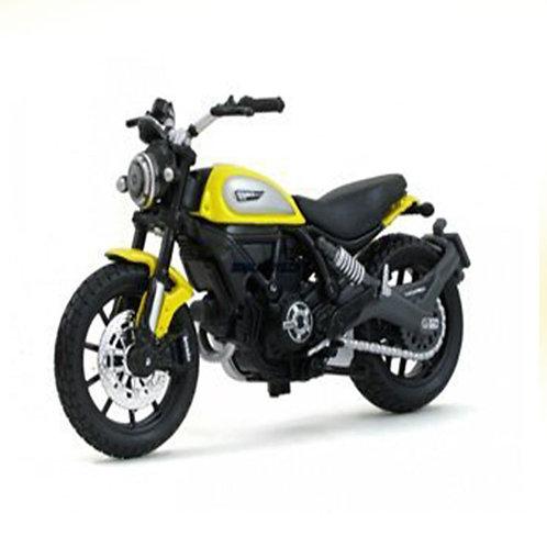 Ducati Scrambler Diecast Model Motorcycle