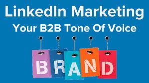 linkedin marketing for B2B