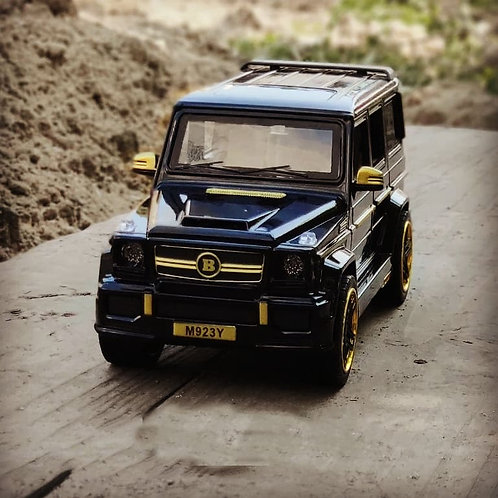 Brabus G65 Die cast metal Miniature car